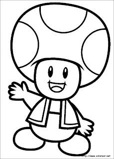 Dibujos de Mario