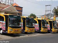 Jadwal, Tarif,  Serta Tempat Pembelian Tiket Bus Siger Kencana