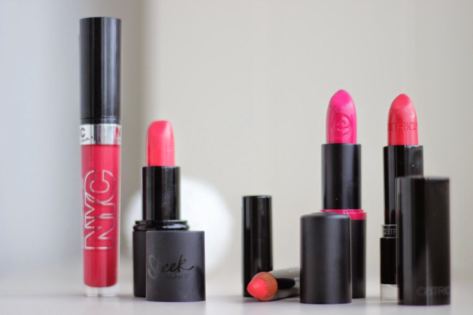beste drugstore lipsticks