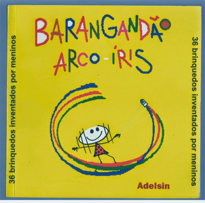 capa do livro Barangandão Arco-Íris