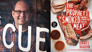 Daniel Vaughan Prophets Smoked Meat BBQ Barbecue Barbeque Bar-B-Que Texas Monthly Editor Busting Myths