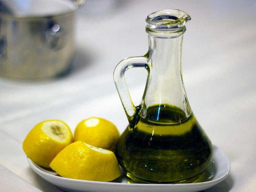 лимон и зехтин за пречистване на черния дроб