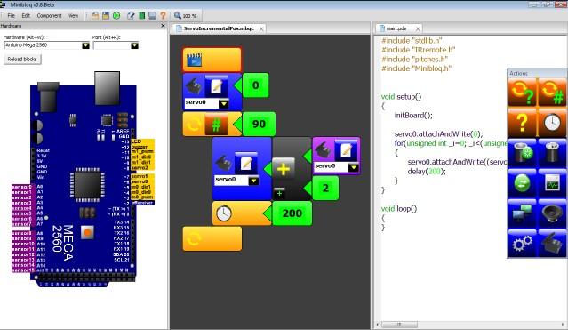 Arduino computer vision programming download