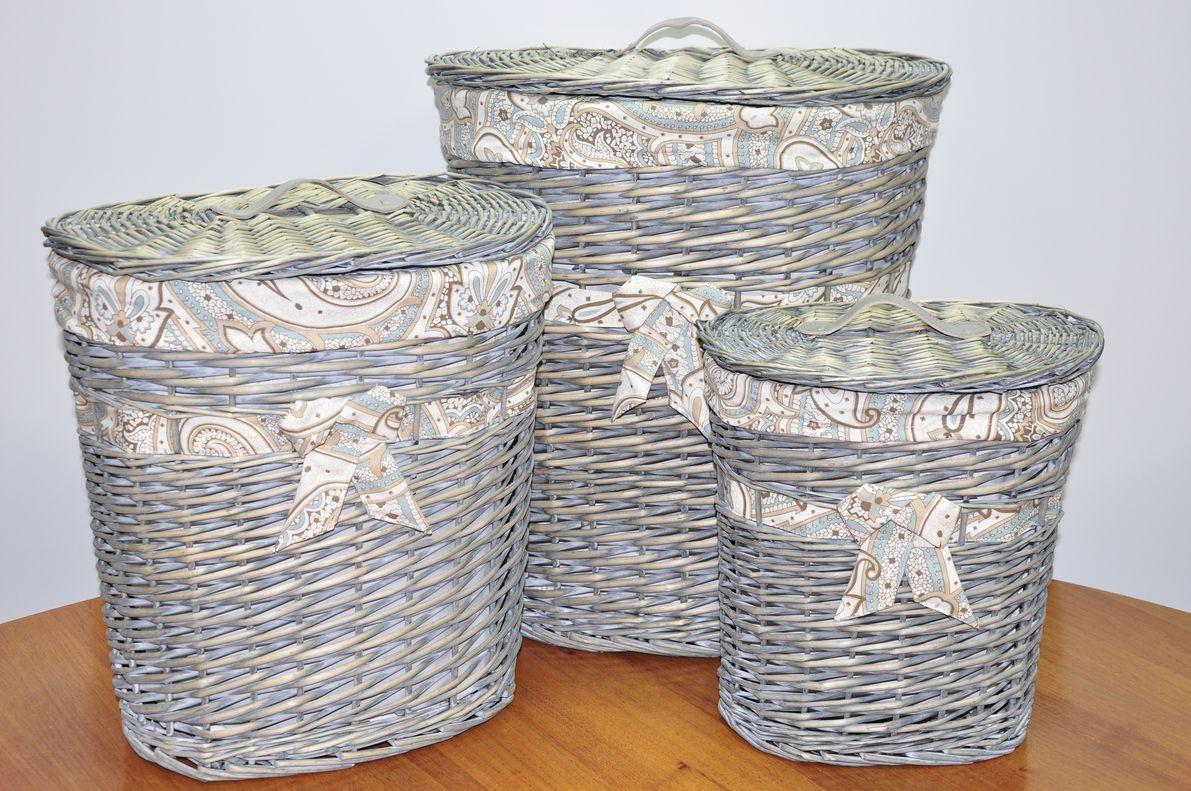 плетеные корзины для белья в ванную получил звание города