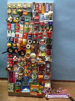 fridge magnet,koleksi