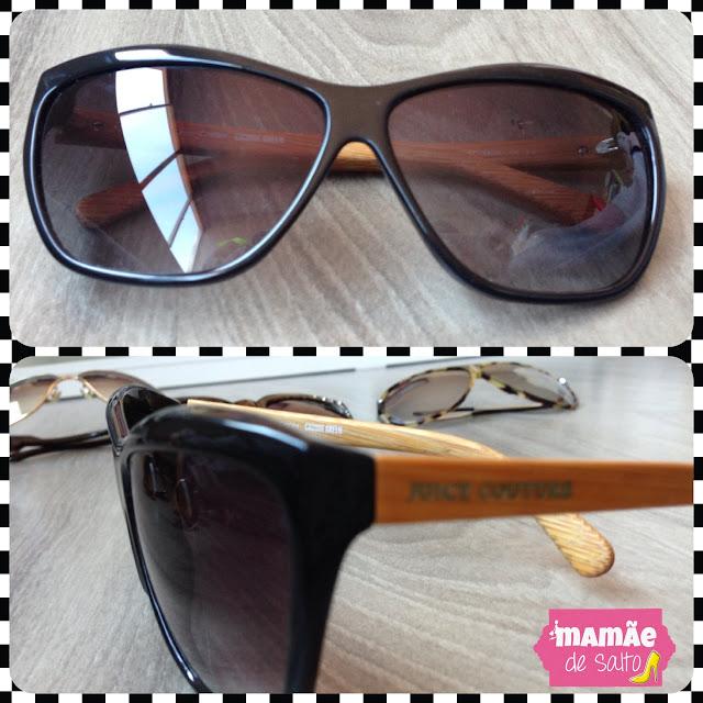 óculos de sol juicy couture blog mamãe de salto ===> todos os direitos autorais reservados para blog Mamãe de Salto