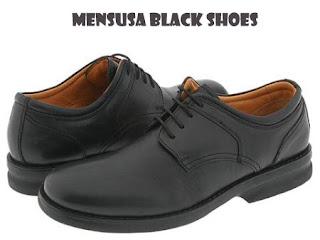Black Shoes Mensusa