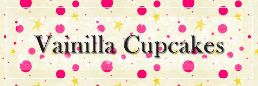 vainilla cupcakes