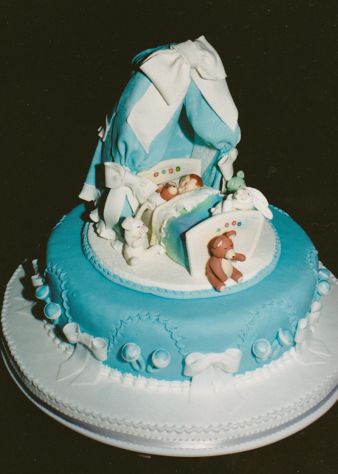 Tortas Betsy Briolo: Torta de Baby Shower