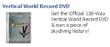 Vertical Record DVD