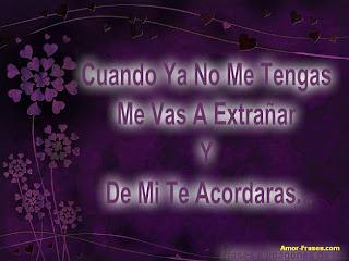 Imagen Cuando Ya No Me Tengas (Imagenes para Facebook)