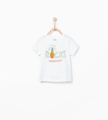 Zara-maglietta