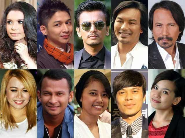 18 Hari Konsert Percuma Artis Malaysia, Indonesia, Thailand Di Langkawi