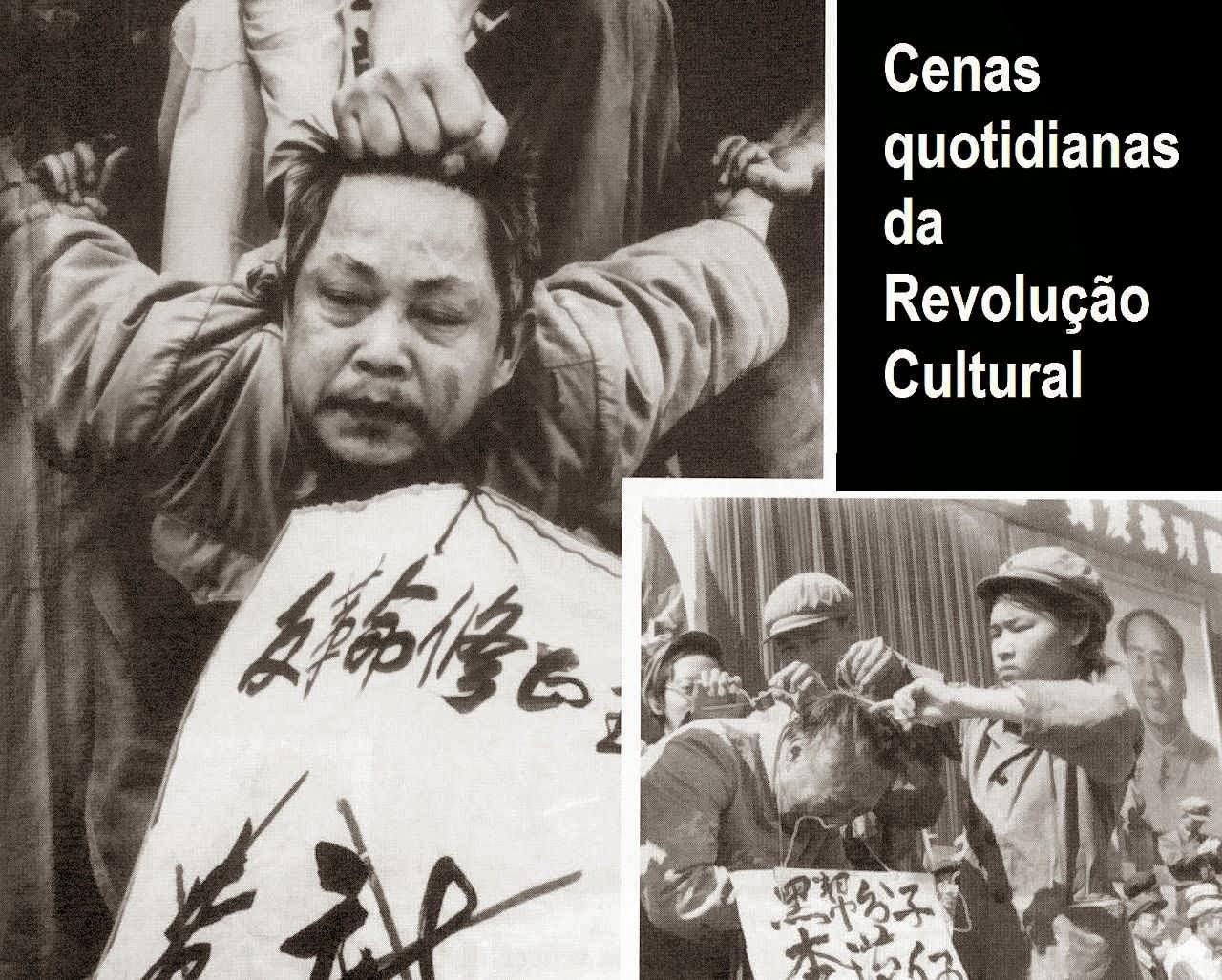 A Revolução Cultural comunista visou desmoralizar e extinguir as elites cultas e religiosas