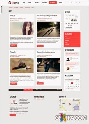 Share template ZT Dian - Joomla 2.5