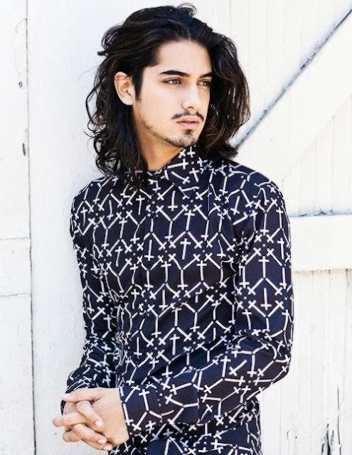 Beautiful Guy, Long Hair