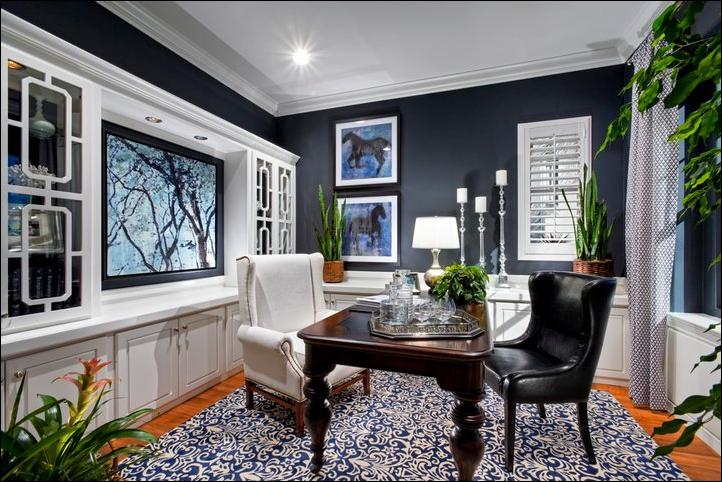 Key Interiors By Shinay Color Crush Dark Blue Or Navy 1