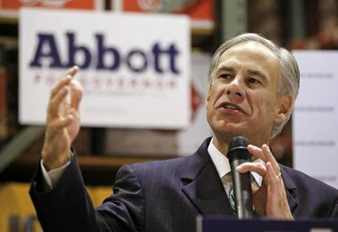 Texas Attorney General Greg Abbott says marriage should only be about procreation