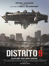 Filme Distrito 9 Legendado
