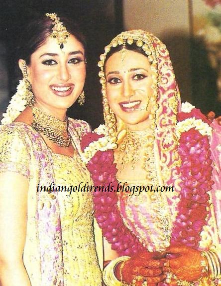 Karisma Kapoor And Sanjay Kapoor Wedding Photos