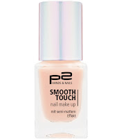 p2 Neuprodukte August 2015 - smooth touch nail make up 030 - www.annitschkasblog.de