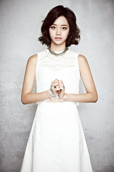 Hyeri I Miss You Concept 2014