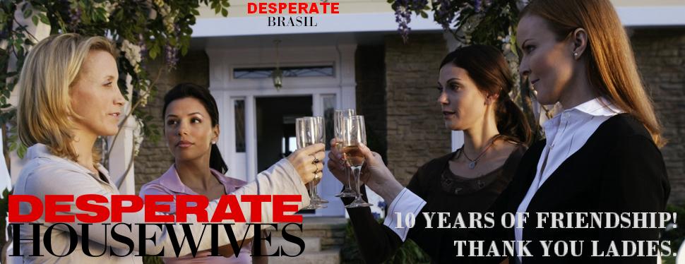 Desperate Housewives Brasil | A sua fonte de notícias desesperadas