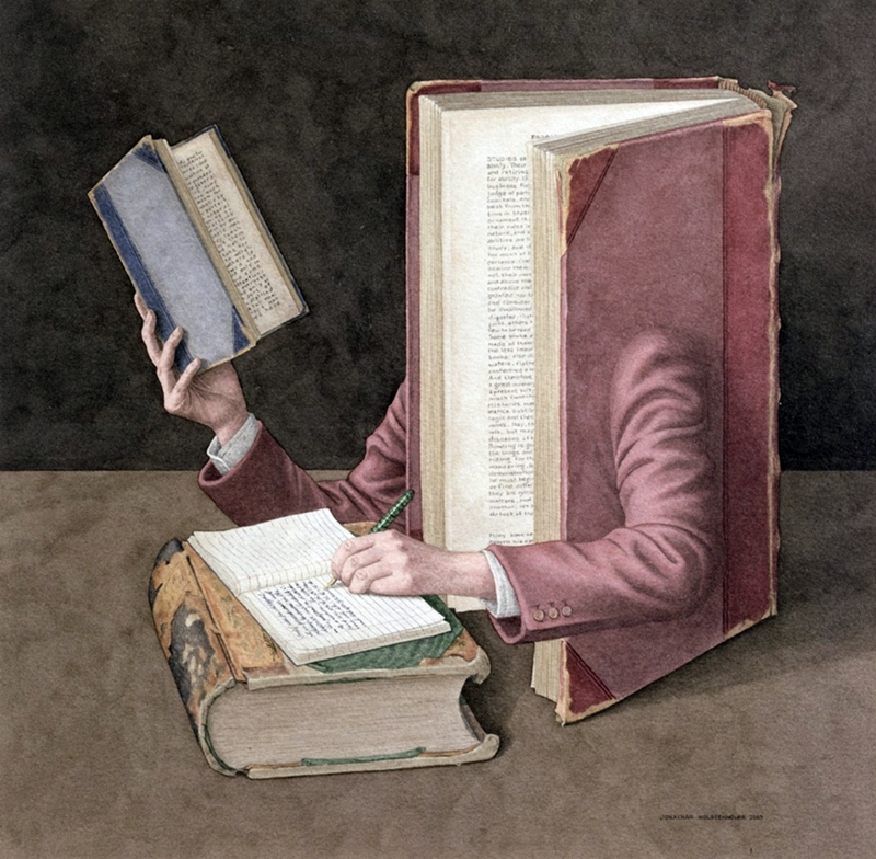 Jonathan Wolstenholme - Books on Books Jonathan+Wolstenholme+books+on+books-001