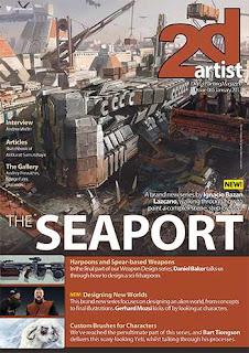2DArtist Magazine Issue 085 January 2013