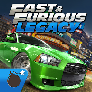 Download Hack Tool Game Fast & Furious: Legacy Apk [Unlock All Cars]