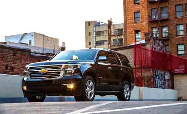 2015 Chevrolet Tahoe LTZ Black Edition Price