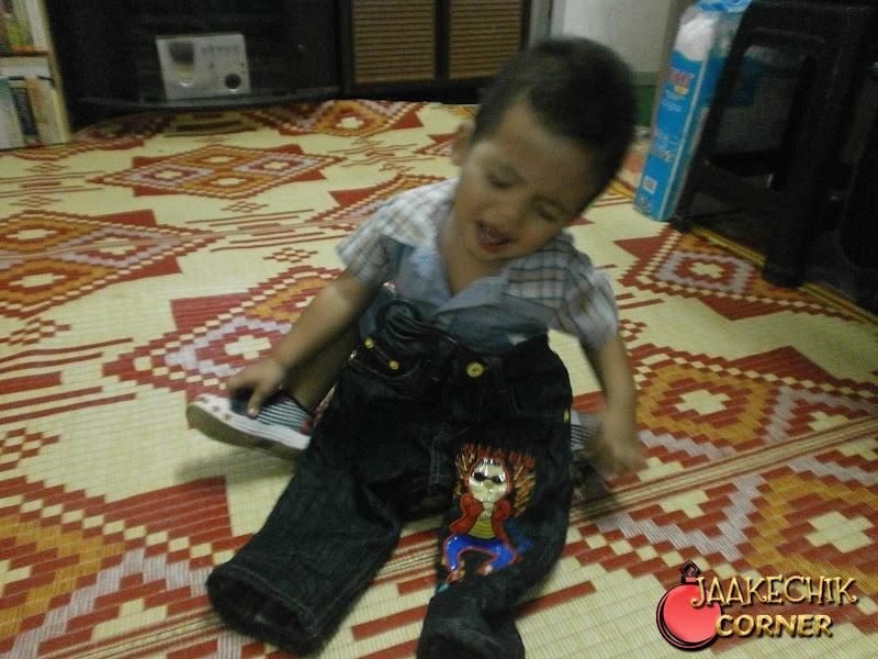 anakku, fikri, gangnam style, hobi fikri, lagu gangnam style, peminat gangnam style, pengaruh gangnam style, ragam anak kecil,