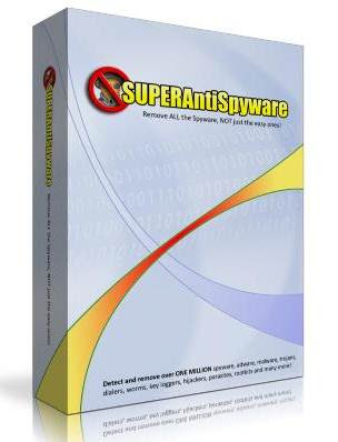 SUPERAntiSpyware Professional 5.6.0.1014