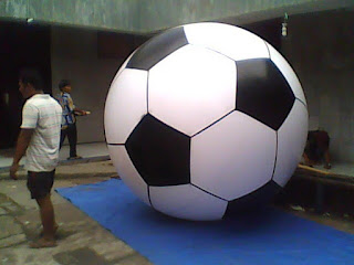 Balon Display Bola