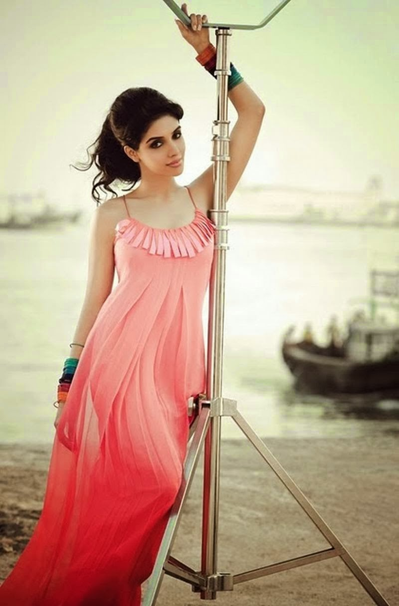 Asin Super hot picture in pink dress hd wallpaper