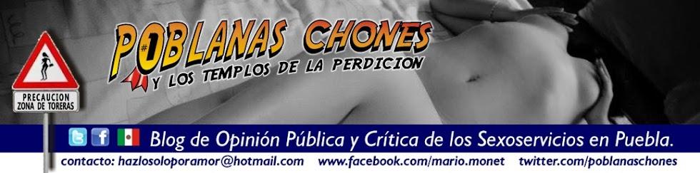 Poblanas Chones y los Templos de la Perdición (Opiniones de Hoteles de Masajes Puebla)