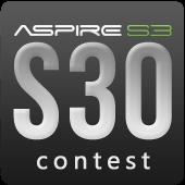 Aspire S3 SEO Contest Logo