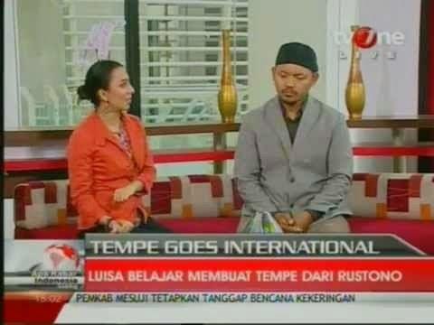 Biografi Rustono Tempeh - Seorang Pengusaha asal Indonesia yang sukses membangun bisnis di Jepang