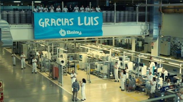 Gracias Luis