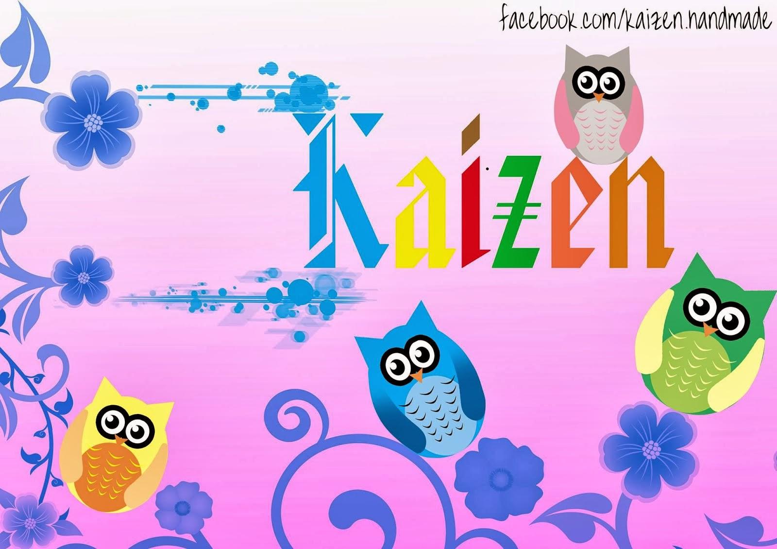 Banner Kaizen Hand Craft