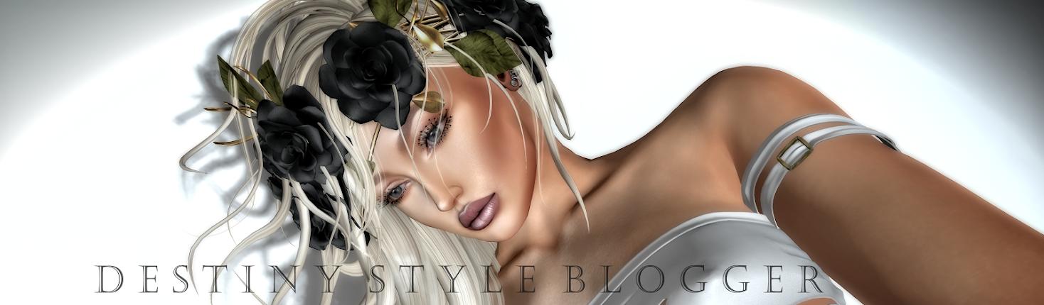 Destiny Style Blogger