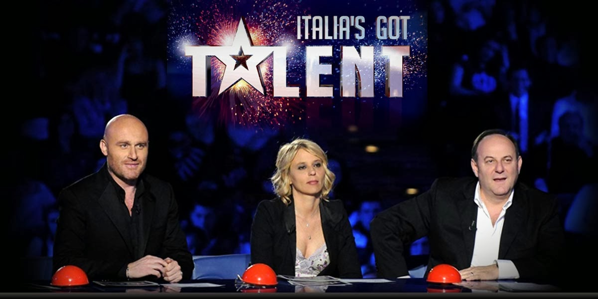 italia's got talent news