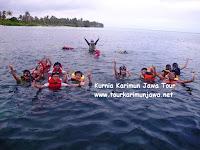 paket snorkeling 2h1m karimun jawa
