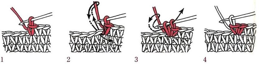 Что такое прибавка в вязании крючком 55