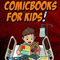 Comic Books For Kids Charity