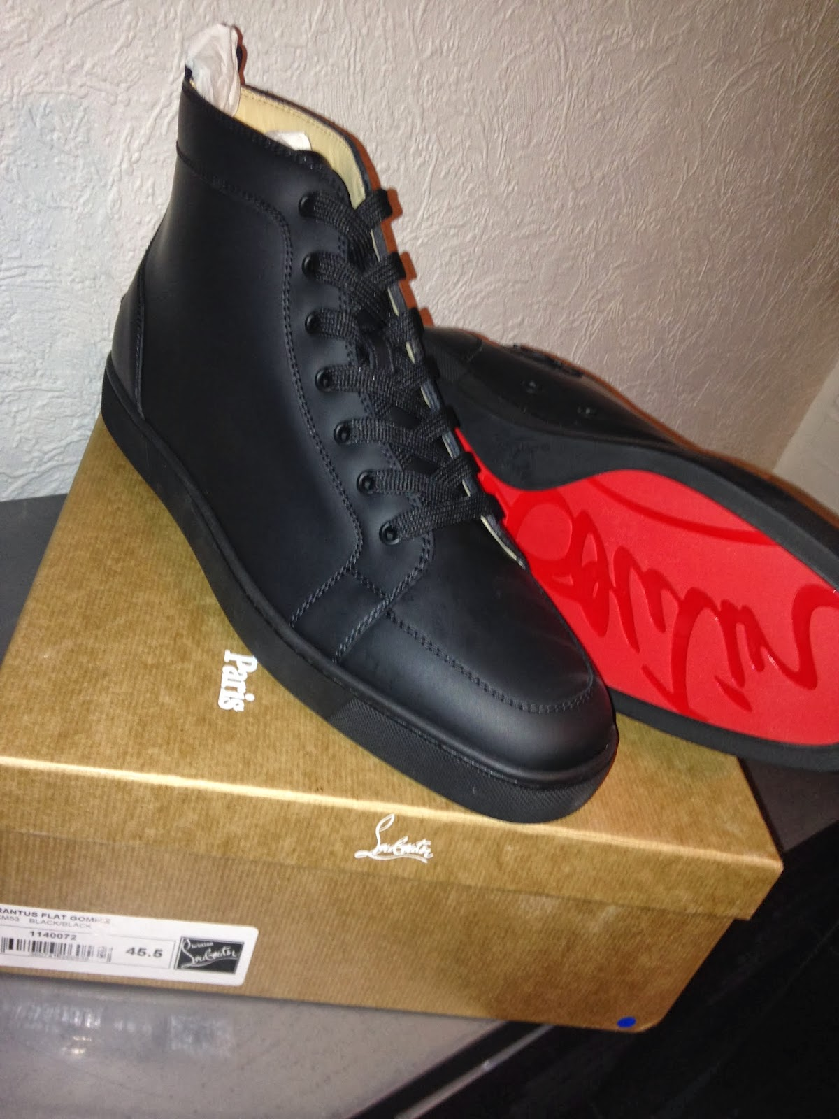 Tellement Lui My Style Sneakers Christian Louboutin Mes Nouveaux B B S