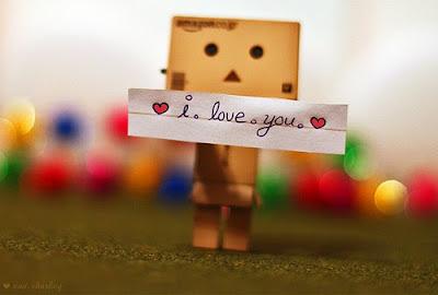 Awak .. Saya SAYANG Awak :)