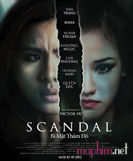 Scandal  - Bí Mật Thảm Đỏ