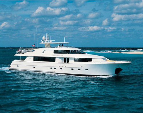 Luxury Yacht Caribbean Yacht Vacations