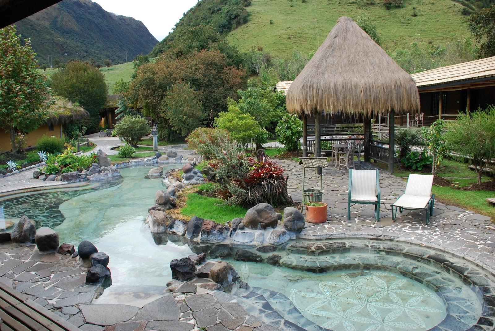 Viajero turismo las termas de papallacta en ecuador for Termas naturales cerca de madrid
